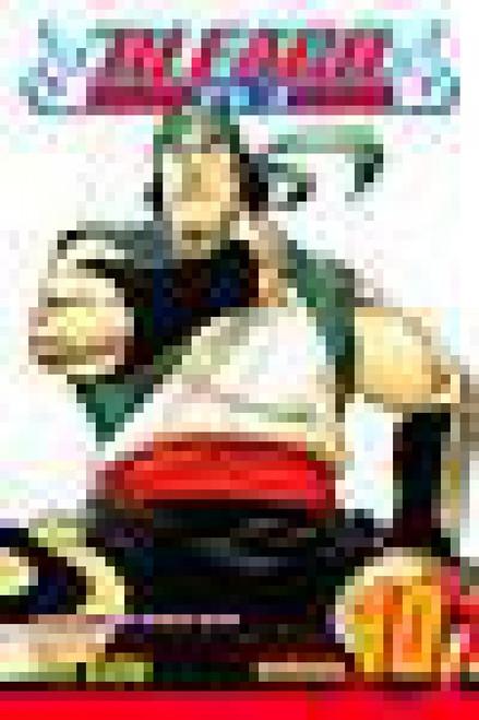 Bleach Shonen Jump Manga [Volume 10]