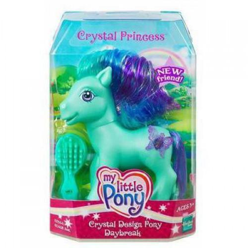 My Little Pony Crystal Princess Crystal Design Daybreak Figure