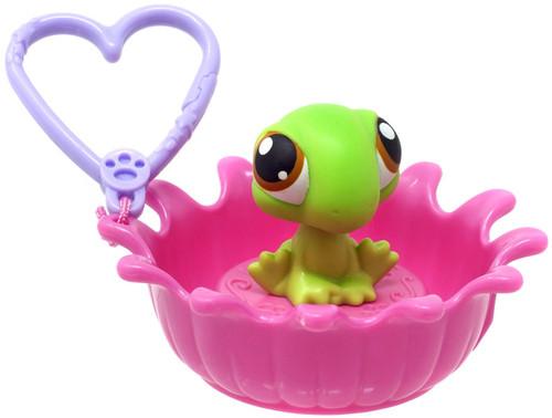Littlest Pet Shop McDonald's Salamander Figure #4 [Random Color]