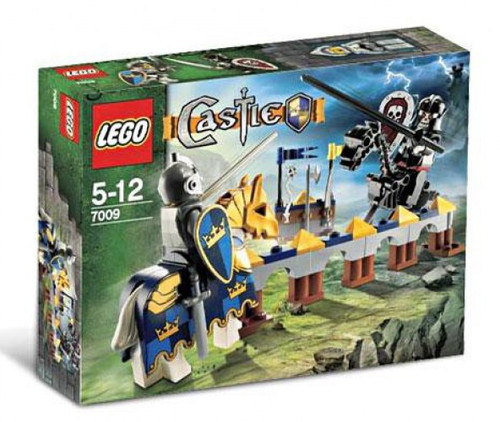 LEGO Castle Final Joust Set #7009
