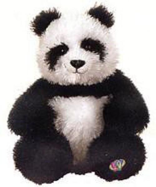 Webkinz Lil' Kinz Panda Plush