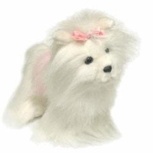 Webkinz Lil' Kinz Yorkie Dog Plush