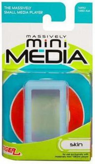 MiniMedia Skin Accessory [Blue Translucent]