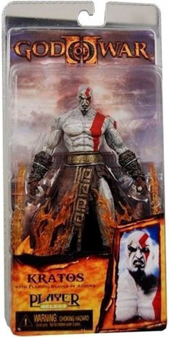 NECA God of War Series 1 Kratos Action Figure [Blades of Athena]