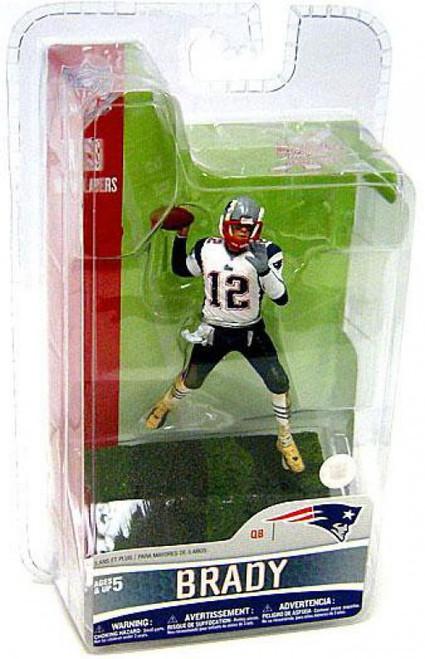 McFarlane Toys NFL New England Patriots Sports Picks Series 5 Mini Tom Brady 3-Inch Mini Figure