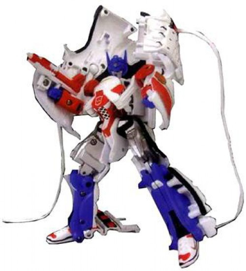 Transformers Nike Sports Label Optimus Prime Sneakers [Size 7.0]
