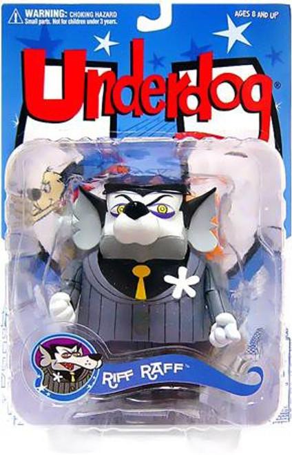Underdog Riff Raff Action Figure
