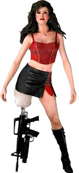 NECA Grindhouse Planet Terror Cherry Action Figure [Rose McGowan]