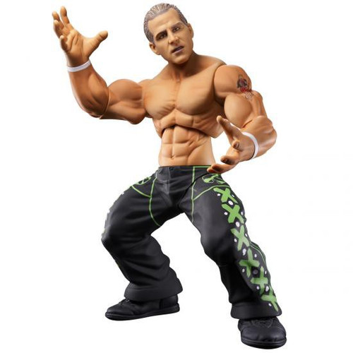 WWE Wrestling Ring Giants Series 9 Shawn Michaels Action Figure