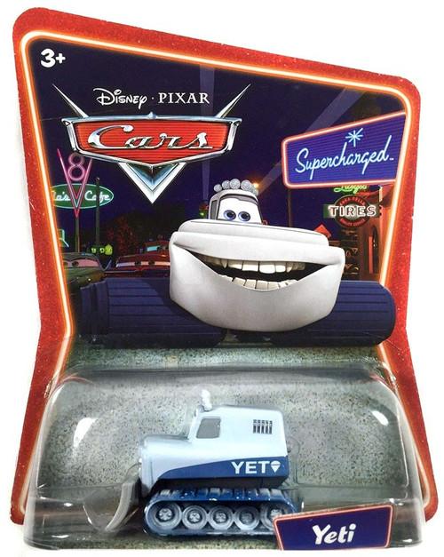 Disney / Pixar Cars Supercharged Yeti Diecast Car