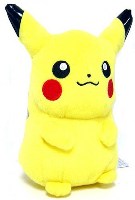 Pokemon Diamond & Pearl Pikachu 5-Inch Plush [Sitting Up]