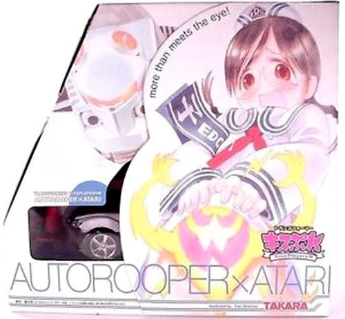 Transformers Japanese Kiss Players Atari & Autorooper Action Figure [Mazda RX-8]