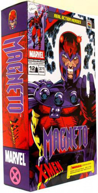 Marvel X-Men Real Action Heroes Magneto 12-Inch Collectible Figure