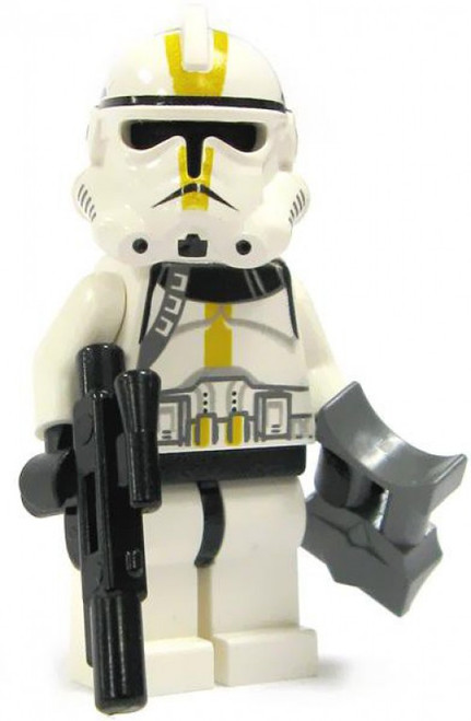 LEGO Star Wars Aayla Secura's Star Corps Clone Trooper Minifigure [Loose]