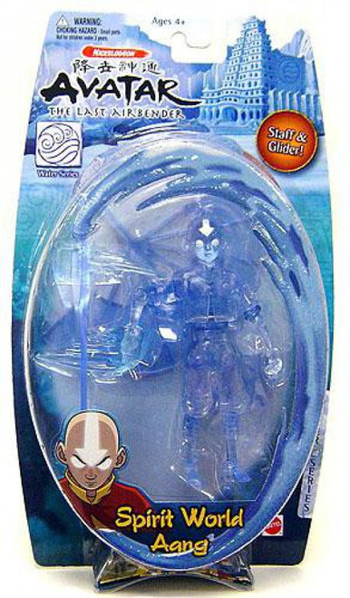 Avatar the Last Airbender Water Series Aang Action Figure [Spirit World]