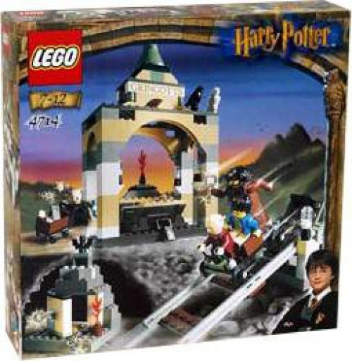 LEGO Harry Potter Series 1 Sorcerer's Stone Gringotts Bank Set #4714