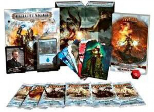 MtG Trading Card Game Future Sight Fat Pack