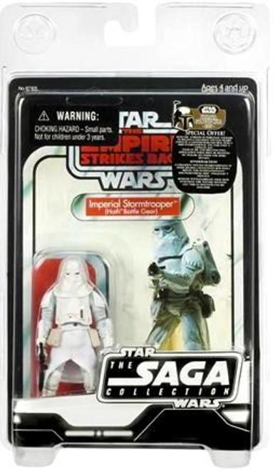 Star Wars Empire Strikes Back 2007 Saga Vintage Collection Snowtrooper Action Figure