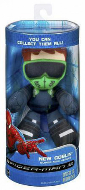 Spider-Man 3 Super Mini Heroes New Goblin 5-Inch Plush