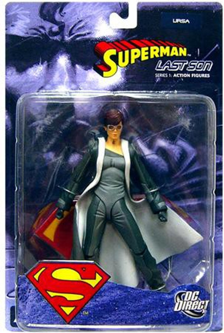 DC Superman Last Son Series 1 Ursa Action Figure