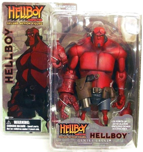 Animated Hellboy Action Figure [Deluxe]