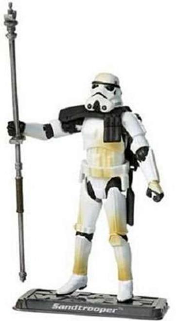 Star Wars A New Hope 2007 Saga Legends (30th Anniversary) Sandtrooper Action Figure #19 [RANDOM Variation]