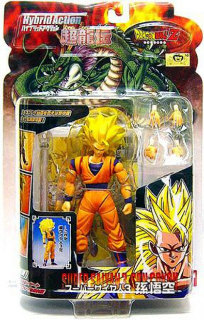 Dragon Ball Z Hybrid Goku Action Figure [Super Saiyan 3]