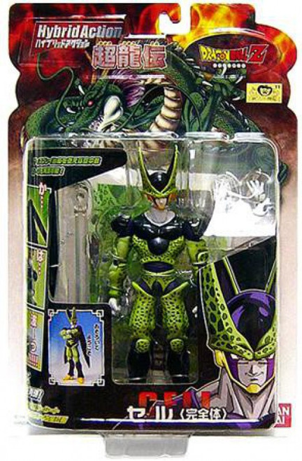 Dragon Ball Z Hybrid Perfect Cell Action Figure