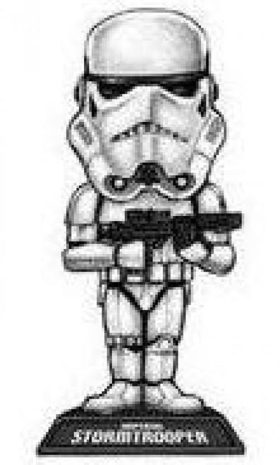 Funko Star Wars Wacky Wobbler Stormtrooper Bobble Head