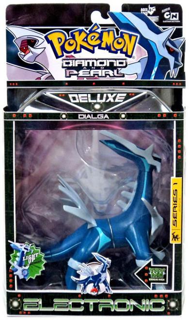 Pokemon Diamond & Pearl Deluxe Electronic Series 1 Dialga Action Figure
