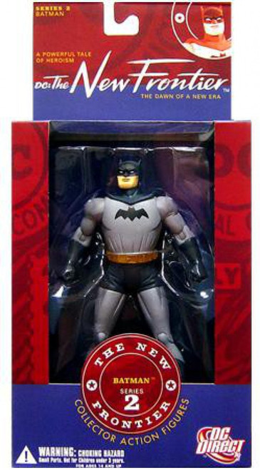 The New Frontier Series 2 Batman Action Figure