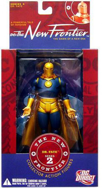 DC The New Frontier Series 2 Dr. Fate Action Figure