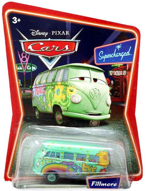Disney / Pixar Cars Supercharged Fillmore Diecast Car