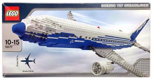 LEGO Boeing 787 Dreamliner Set #10177