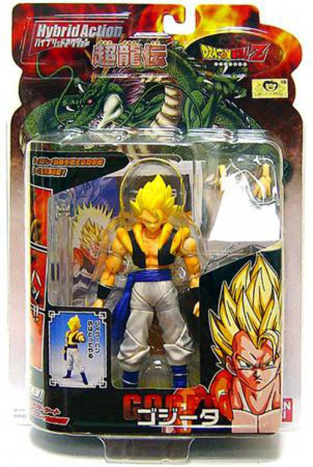 Dragon Ball Z Hybrid Gogeta Action Figure