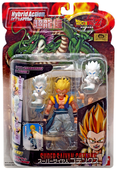 Dragon Ball Z Hybrid Super Saiyan Gotenks Action Figure