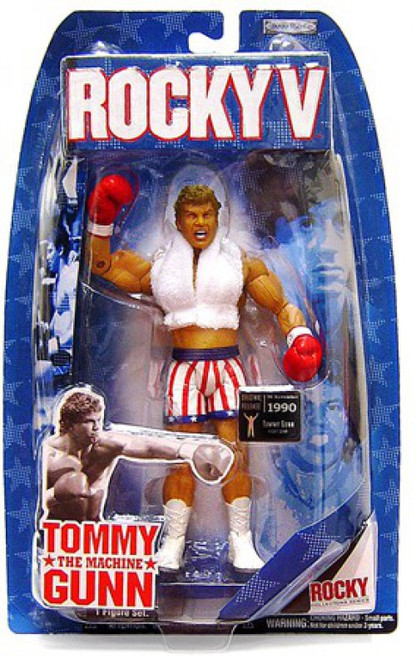Rocky V Tommy 'the Machine' Gunn Action Figure