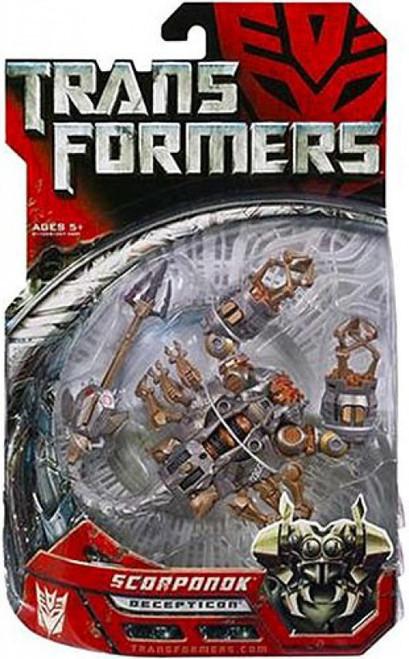 Transformers Movie Scorponok Deluxe Action Figure