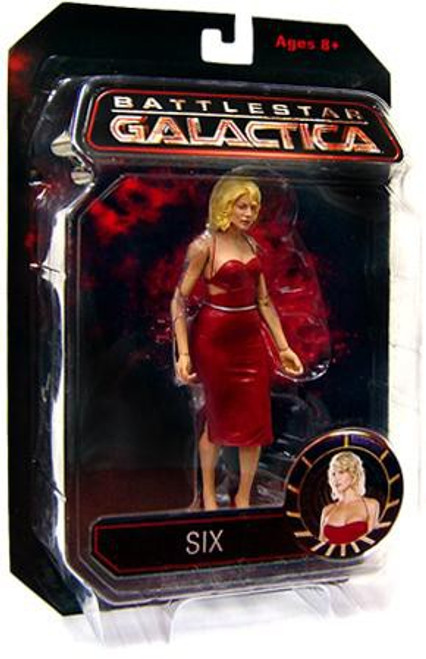 Battlestar Galactica Six Action Figure