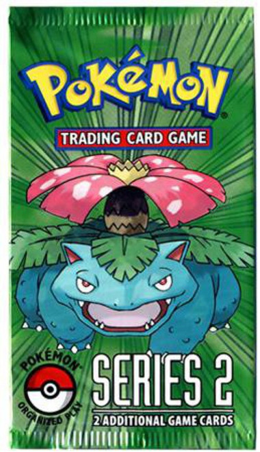 Pokemon Trading Card Game Organized Play Series 2 Booster Pack POP2 [2 Cards]