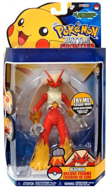 Pokemon Battle Frontier Series 2 Deluxe Electronic Blaziken Action Figure