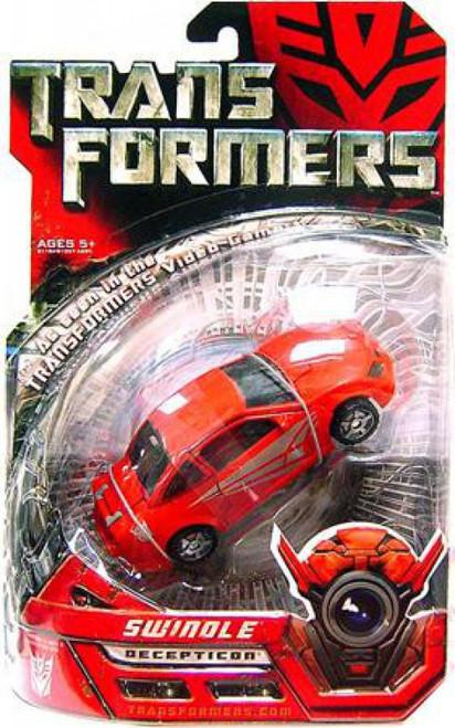 Transformers Movie Swindle Deluxe Action Figure