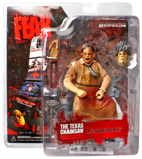 The Texas Chainsaw Massacre Cinema of Fear Series 1 Leatherface Action Figure