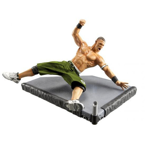 WWE Wrestling Unmatched Fury Series 3 John Cena Action Figure