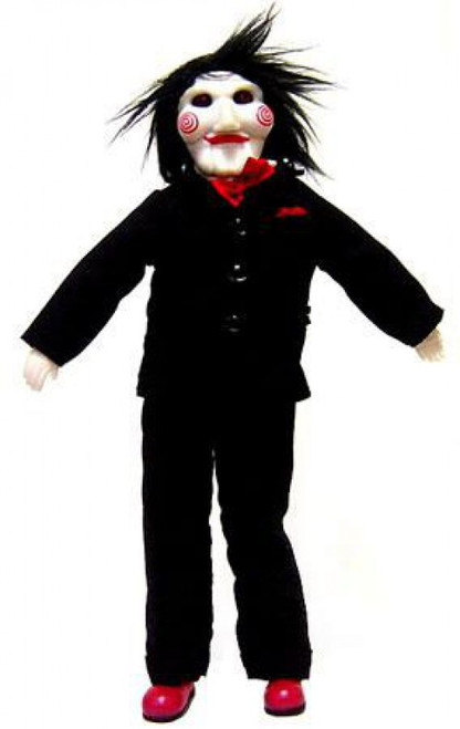 NECA Billy the Jigsaw 7-Inch Plush Puppet Figure