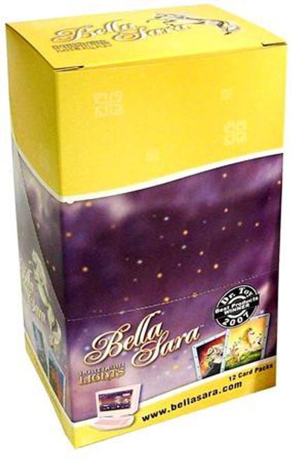 Bella Sara Collectible Card Game Northern Lights BLISTER Booster Box [12 Packs]