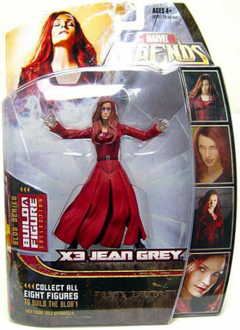 Marvel Legends Blob Series X3 Jean Grey Action Figure [Possessed Variant]