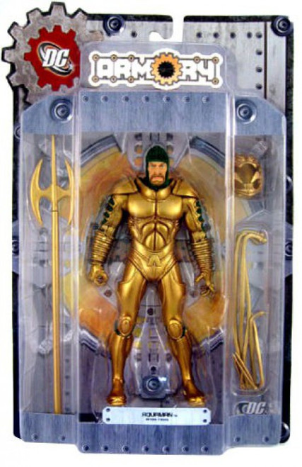 DC Armory Series 1 Aquaman Action Figure