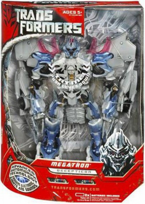 Transformers Leader Class Megatron Action Figure