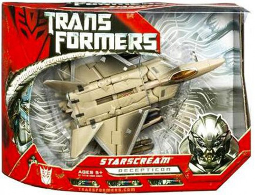 Transformers Movie Starscream Voyager Action Figure